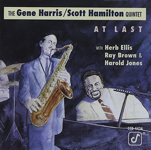 Harris Hamilton Quintet At Last