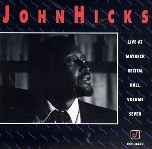 John Hicks Live At Maybeck Recital Hall