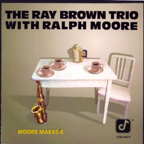 Ray Trio Brown Moore Makes 4