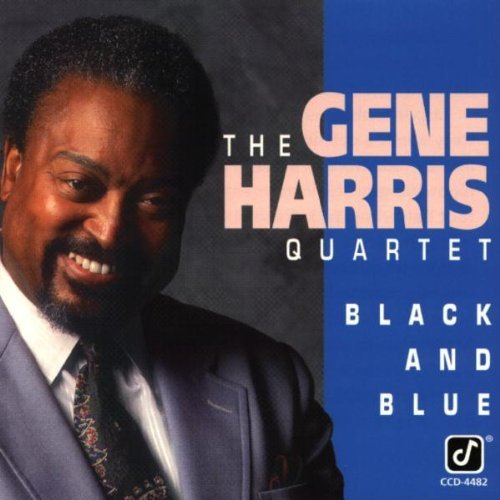 Gene Quartet Harris Black & Blue