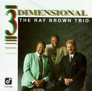 Ray Trio Brown Three Dimensional