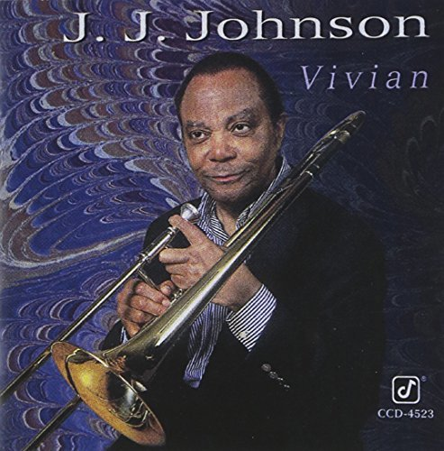 J.J. Johnson Vivian CD R
