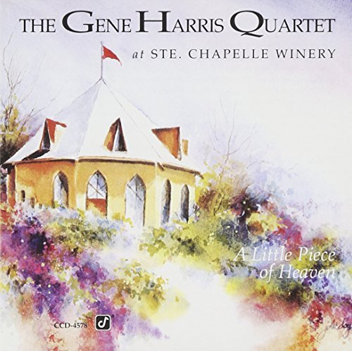 Gene Quartet Harris Little Piece Of Heaven