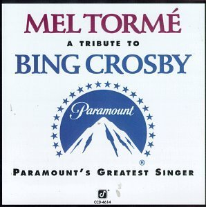 Torme Mel Tribute To Bing Crosby
