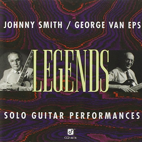 Smith Van Eps Legends Solo Guitar Performanc