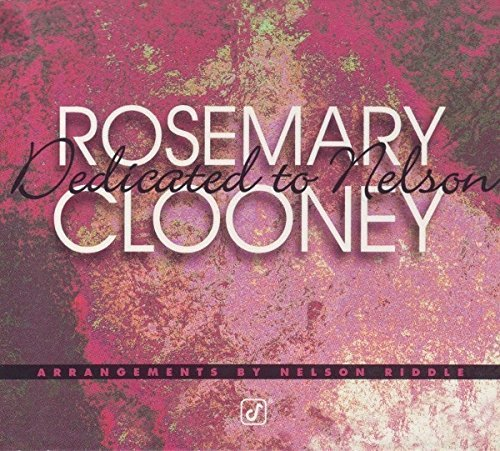 Rosemary Clooney Dedicated To Nelson CD R