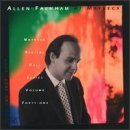 Allen Farnham Maybeck Recital Hall Vol. 41