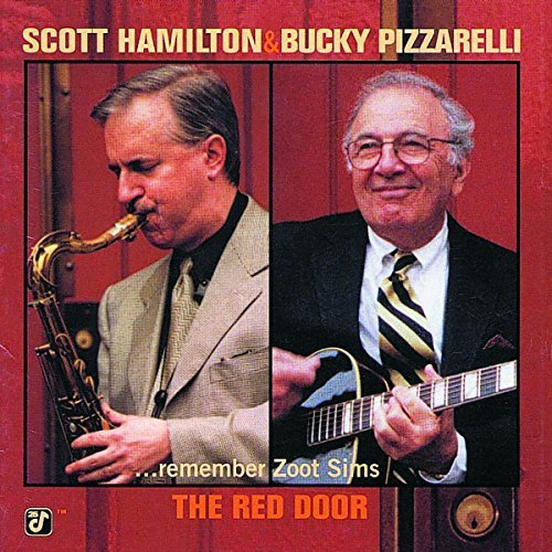 Hamilton Pizzarelli Red Door Remember Zoot Sims CD R