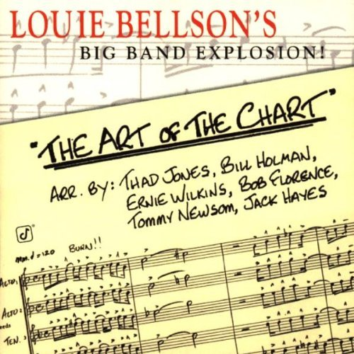 Louie Big Band Explosi Bellson Art Of The Chart