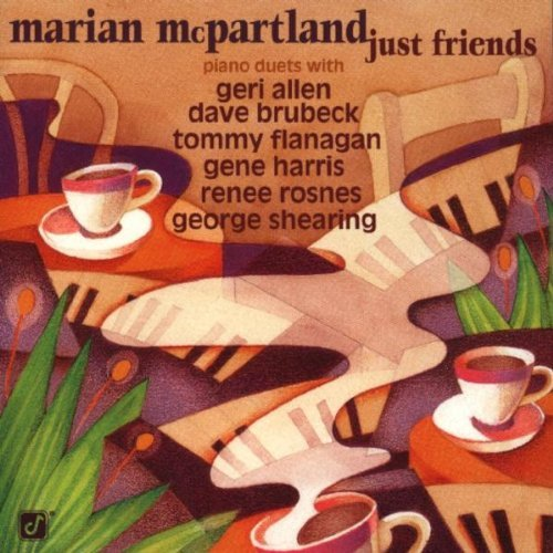 Marian Mcpartland Just Friends CD R