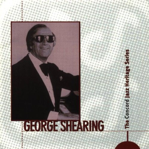 George Shearing Concord Jazz Heritage Series Concord Jazz Heritage Series