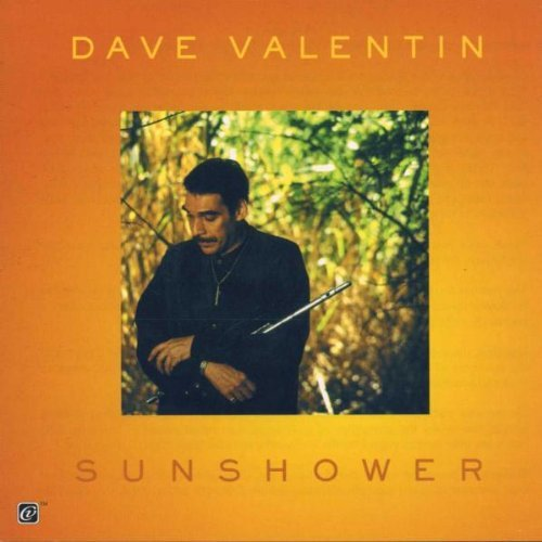 Dave Valentin Sunshower CD R