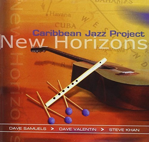 Caribbean Jazz Project New Horizons