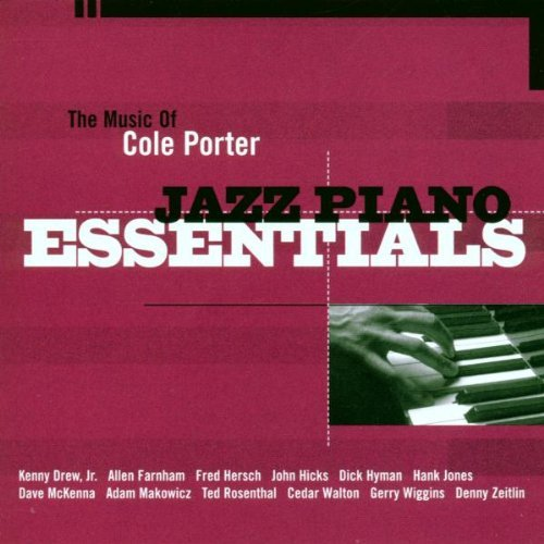 Jazz Piano Essentials Music Of Cole Porter Jones Mckenna Hicks Rosenthal Jazz Piano Essentials