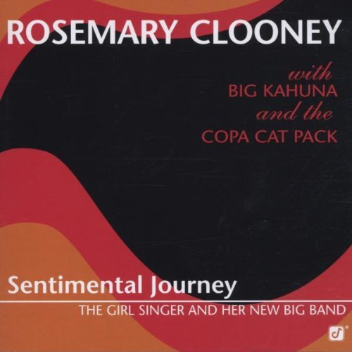 Rosemary Clooney Sentimental Journey