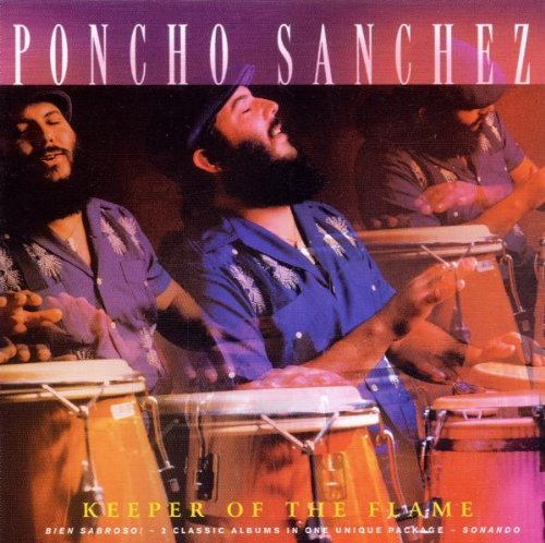 Poncho Sanchez Keeper Of The Flame 2 CD
