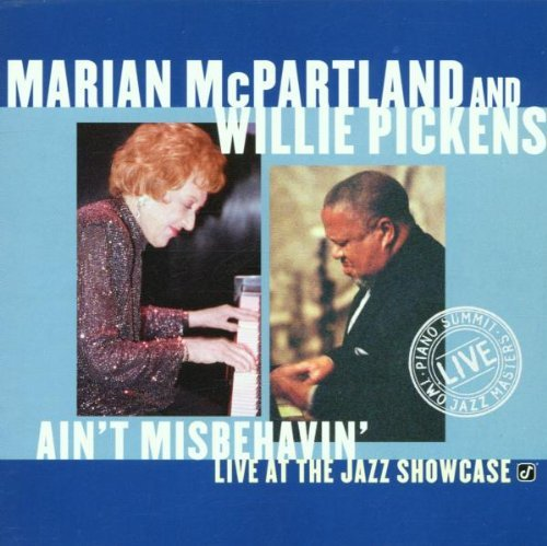 Mcpartland Pickens Ain't Misbehavin Live At The J