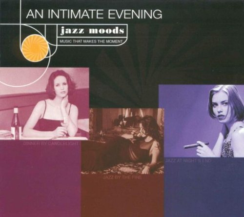 Jazz Moods Intimate Evening 3 CD Jazz Moods