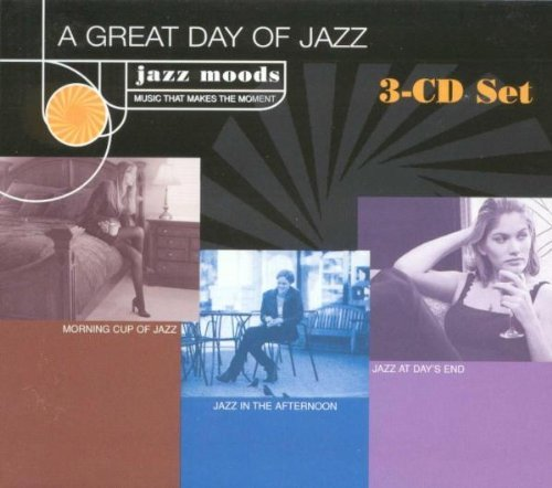 Jazz Moods Great Day Of Jazz 3 CD Jazz Moods