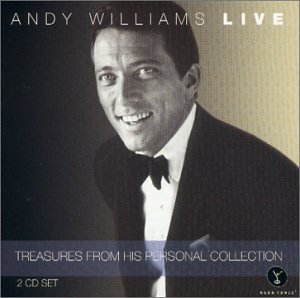 Andy Williams Andy Williams Live Treasures F 2 CD
