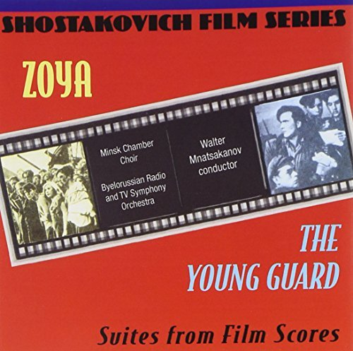 Zoya The Young Guard Shostakov Soundtrack