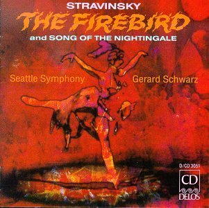 Stravinsky I. Firebird Comp Song Of Nighting Schwarz Seattle Sym