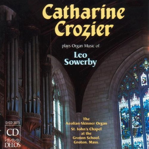 L. Sowerby Fantasy For Flute Stops Sympho Crozier*catharine