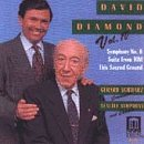 D. Diamond Ste Tom Sym 8 Sacred Ground Parce*erich (bari) Schwarz Seattle Sym & Chorale