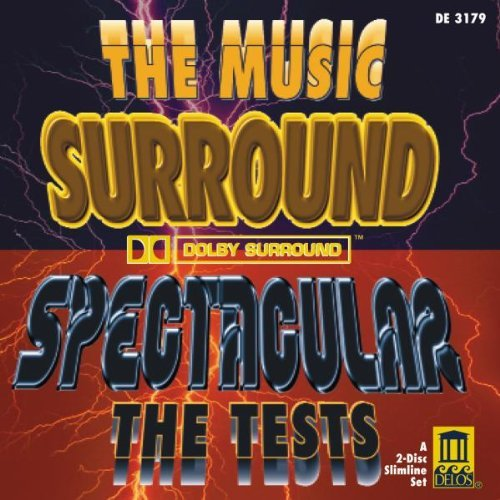 Surround Spectacular! Surround Spectacular! Copland Hovhaness Bach Debussy Falle Respighi Dvorak Grofe +