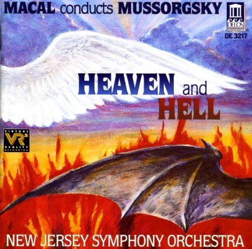 Zdenek Macal Heaven & Hell Dream Of Grit Brainerd*clayton (b Bar) Macal New Jersey So