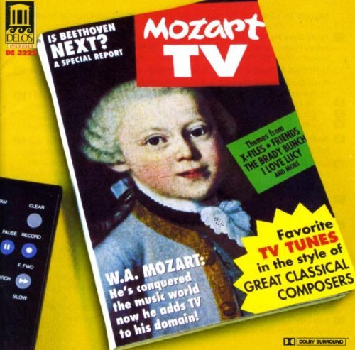 Mozart Tv Mozart Tv Favorite Tv Tunes I Gershon Los Angeles Opera Orch