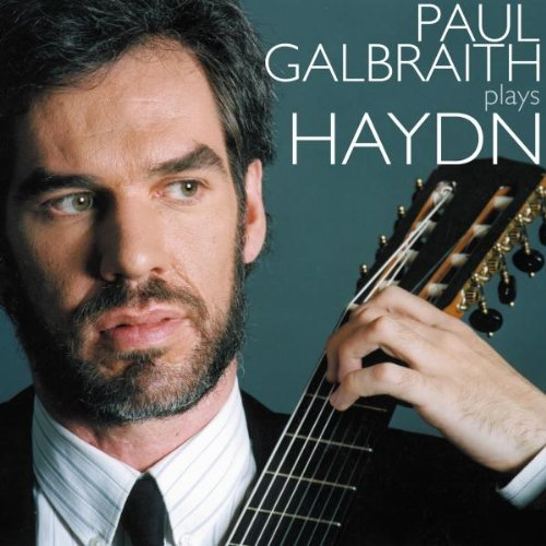 Paul Galbraith Keyboard Sonatas Arr. Galbrai Galbraith (gtr)