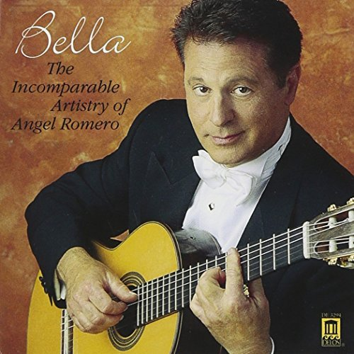 Angel Romero Bella The Incomparable Artis Romero (gtr)