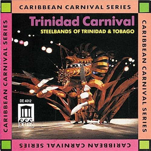 Trinidad Carnival Steelbands Of Trinidad & Tobag