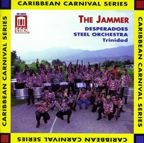 Jammer Steelbands Of Trinidad Jammer Steelbands Of Trinidad