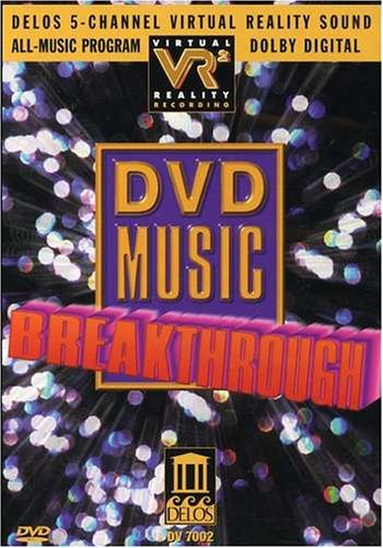DVD Music Breakthrough DVD Music Breakthrough 5 Vr2 Audio DVD