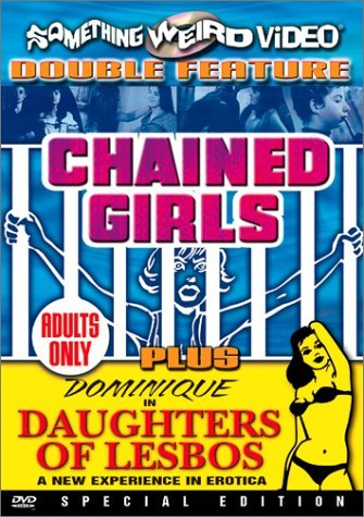Chained Girls Daughters Of Les Chained Girls Daughters Of Les Bw DVD R Ao