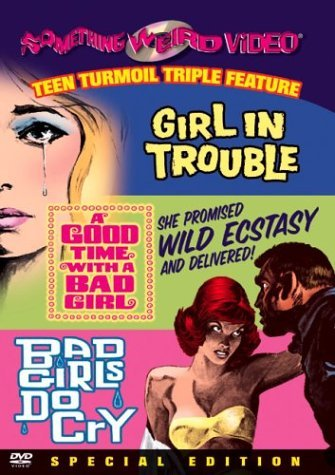 Girl In Trouble Good Time With Girl In Trouble Good Time With DVD R Bw Nr 3 On 1 Specia