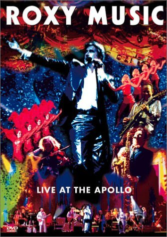 Roxy Music Live At The Apollo