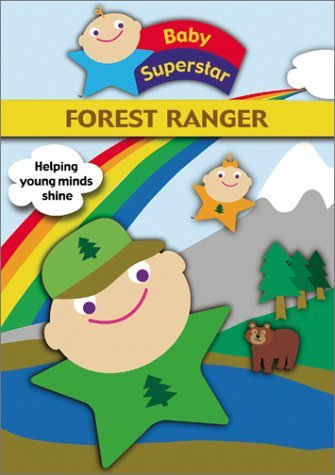 Baby Superstar Forest Ranger Clr Chnr Incl. CD