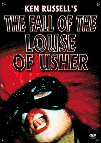 Fall Of The Louse Of Usher Russell Johnson Russell Junkie Clr Nr