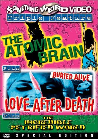 Atomic Brain Love After Death Atomic Brain Love After Death Bw Nr 3 On 1