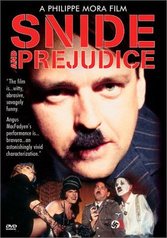 Snide & Prejudice Christian Bottoms Auberjonois Clr Nr