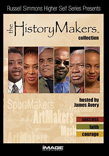 History Makers History Makers Made On Demand Nr 3 DVD Collect