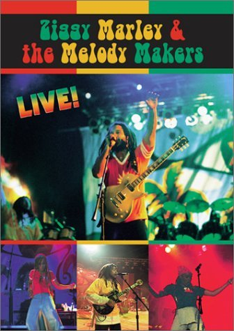 Ziggy & Melody Makers Marley Live Clr 5.1 Nr