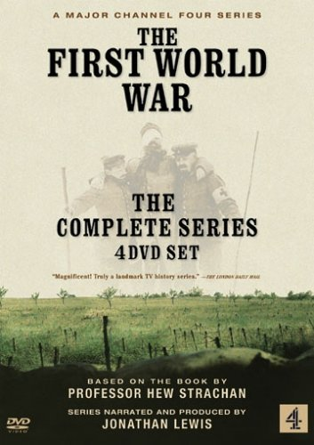 First World War Complete Series Clr Nr 4 DVD