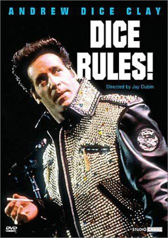 Dice Rules Clay Andrew Dice Clr St Nc17