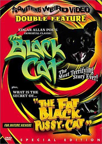 Black Cat Fat Black Pussycat Black Cat Fat Black Pussycat Bw DVD R Special Ed. Nr
