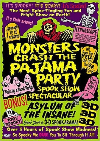 Monsters Crash The Pajama Part Monsters Crash The Pajama Part Nr 2 On 1