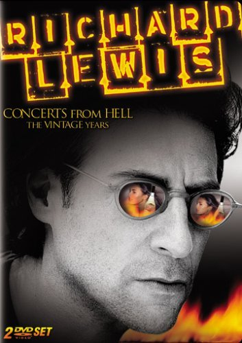 Richard Lewis Concerts From Hell Vintage Yea Nr